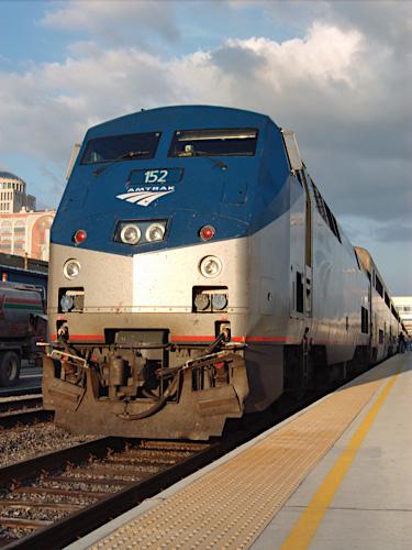 Hawkinsrails Amtrak S Texas Eagle