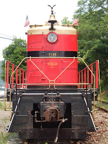 Kiski Junction #7135
