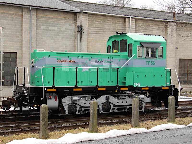 HawkinsRails - Curry Rail Services