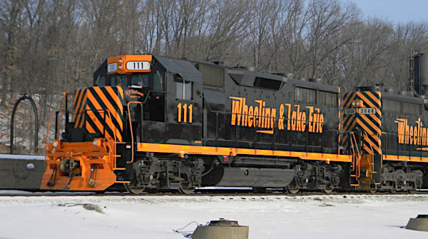Image result for wheeling & lake erie railroad diesel photos